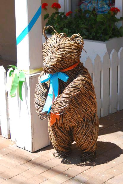 new mexico bear