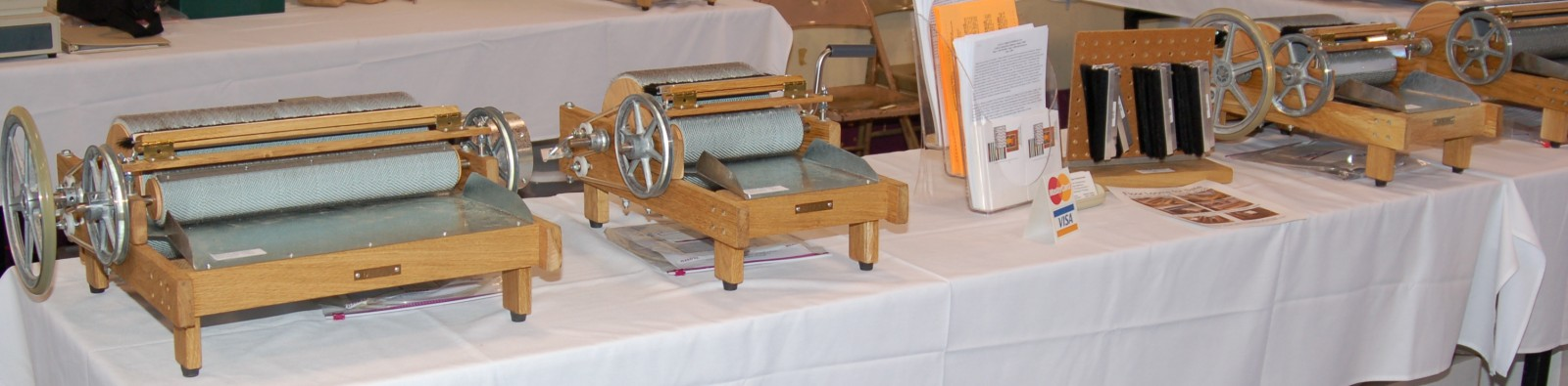 Features Of The Duncan Drum Carder Duncan Carders